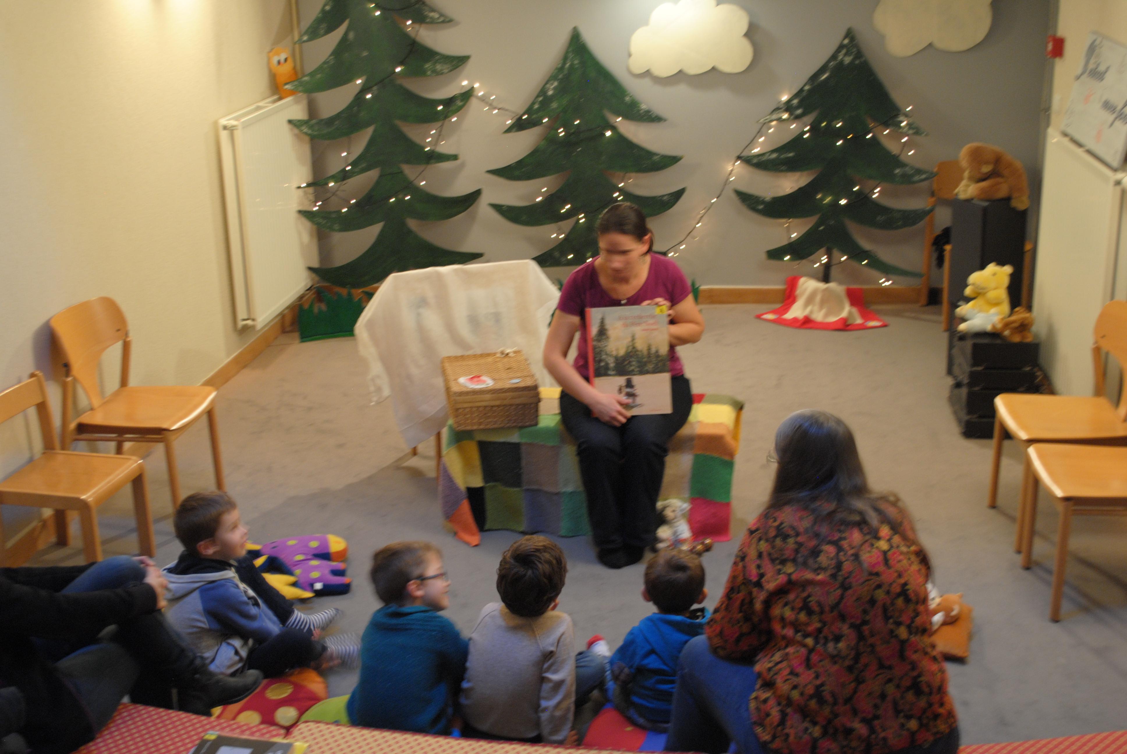 Rencontres Bébés Lecteurs (de 0 à 3 ans)