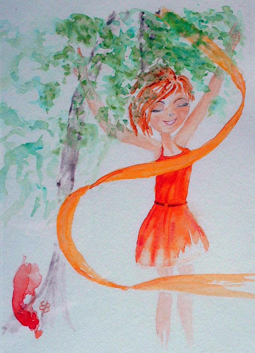 Exposition de peintures : émotions en partage