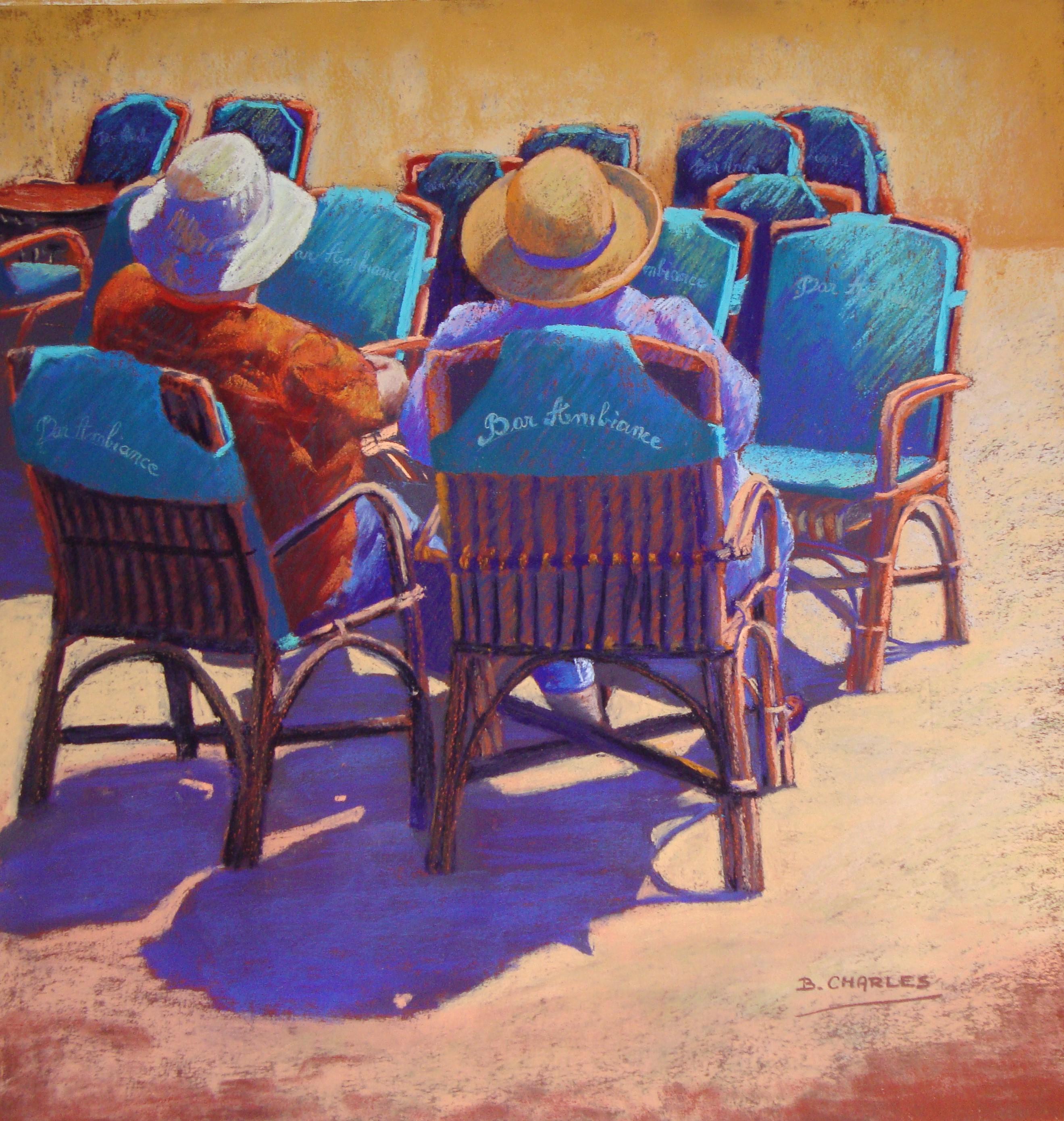 Exposition pastel de Brigitte CHARLES