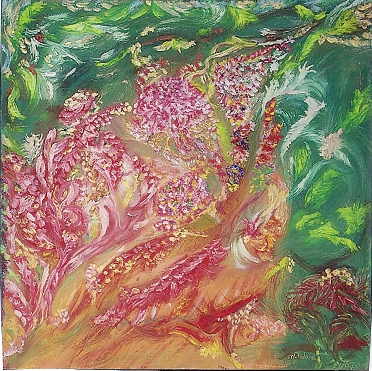 Exposition de peintures de Madame Martine CHALARD