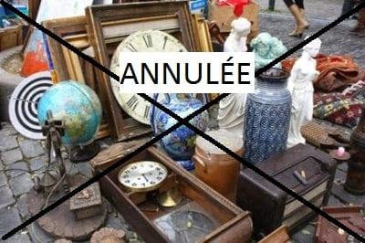 Brocante - ANNULÉE