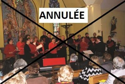 14ème rencontre chorale - Annulée